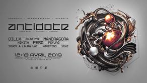 Antidote - Mandragora / Billx / Perc