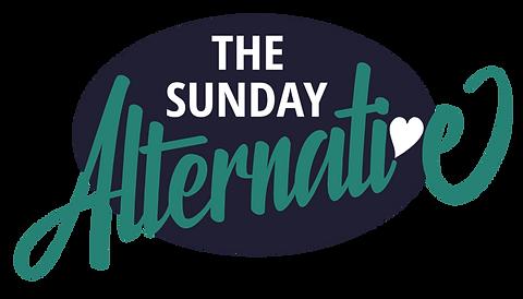 The Sunday Alternative logo
