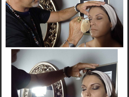Make Up Art! It is meant to magnify the beauty that already exists! @Sakis Isaakidis Beauty Salon