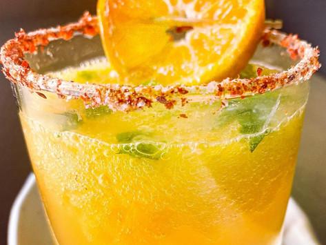 Orange-Mango Soda