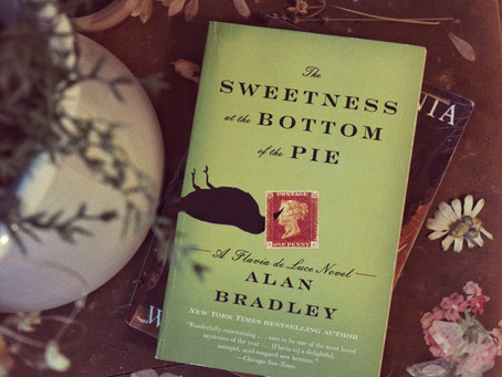 The Sweetness at the Bottom of the Pie by Alan Bradley: Review