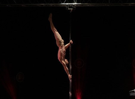Vincent Regnault : Entrevue avec le Champion de France de Pole Dance 2019
