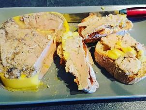Terrine de Foie gras maison à la vapeur dans la terrine ultra pro Tupperware