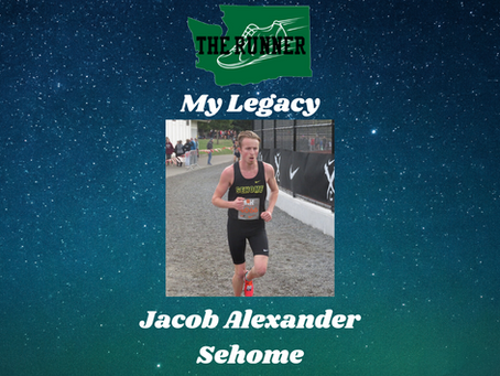 My Legacy: Sehome's Jacob Alexander