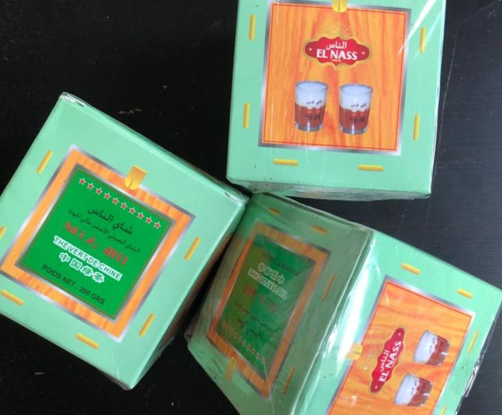Oblíbená marocká čajová značka El Nas