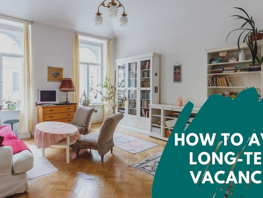 How to Avoid Long-Term Vacancies in Your  Rental Property