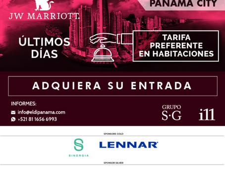 REURBANA estará presente en Junio en el ELDI 2019 en PANAMA