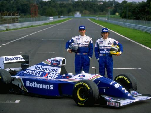 【那動人時光】Williams 威廉士車隊的F1之路(二)車隊黃金時代 1986-1997