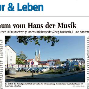 Der Traum vom Haus der Musik ...