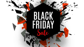 Black Friday Special - Don't miss out!