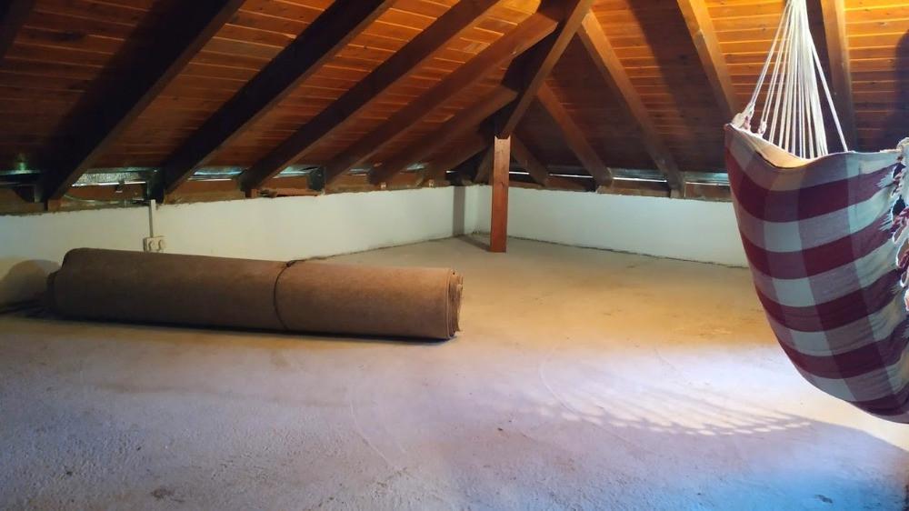 עיצוב מחדש לעליית גג