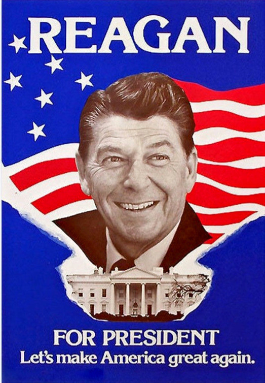 Ronald Reagan For President