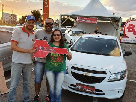 Parabéns Fernando e Lívia!