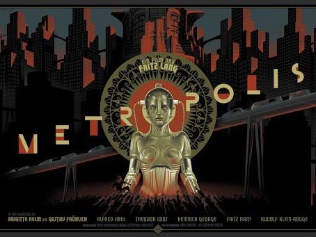 """""""O mediador entre a cabeça e as mãos deve ser o coração"""": Metrópolis e a ascensão do nazi-fascismo"""