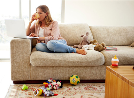 Feeling anxious, stressed and overwhelmed working from home? 6 strategies to manage...