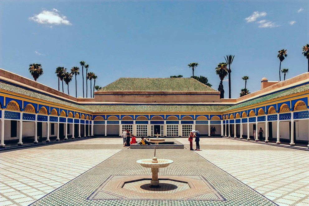 palazzo El Bahia