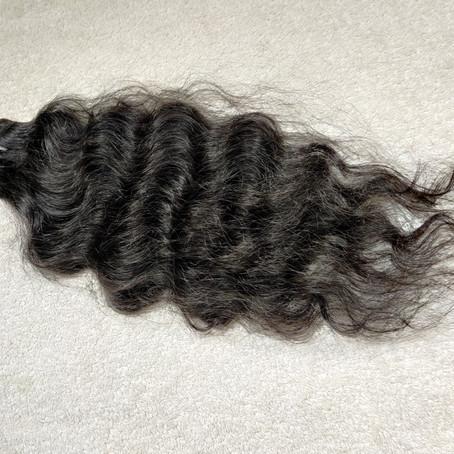 Raw human hair manufacturer