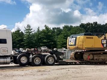 CAT 336E Excavator