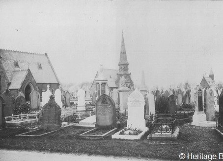 The Stories Behind the Graves in Layton Cemetery