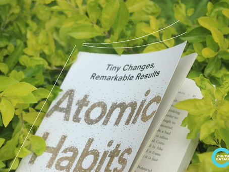 5 Lessons I Learnt from Atomic Habits