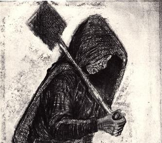 The coal shoveler's future