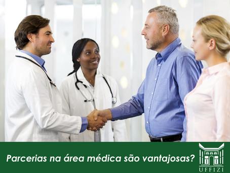 Parcerias na área médica são vantajosas?