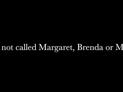 A Lady Not Called Margaret, Brenda, or Margery short film review