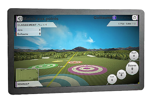 IP67 outdoor touch computer