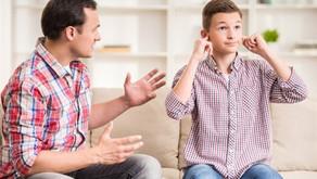 ¿Cómo mejorar la comunicación con un adolescente?