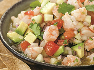 Sustainable Seafood: Three-Seafood Ceviche