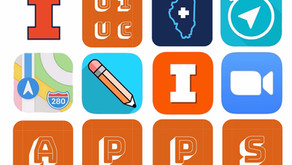 UIUC Apps to Help You Navigate This Unprecedented Fall Semester