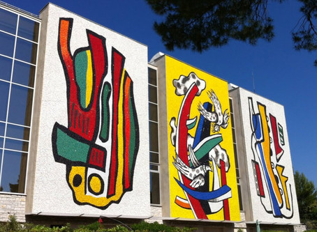Fernand Léger, the life and art of a Modernist master, multiple links.