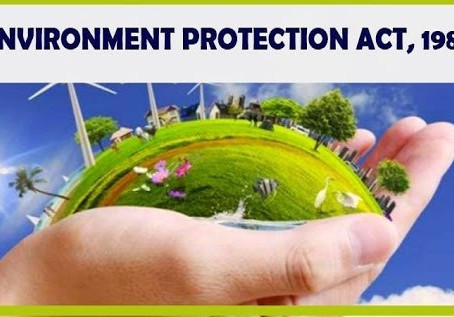 THE ENVIRONMENT PROTECTION ACT 1986: AN OVERVIEW