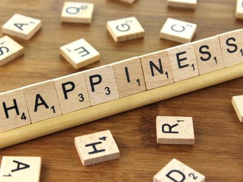 행복을 안고 사는 사람