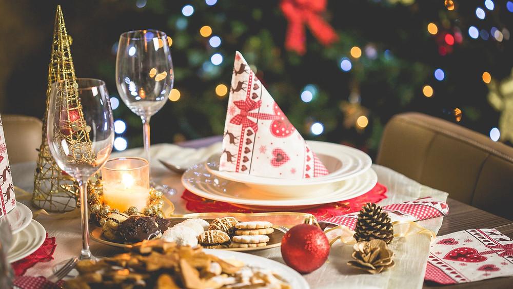 5 recettes pour le temps des fêtes