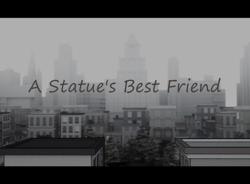 A Statue's Best Friend animated short film review