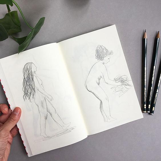 Cuaderno de Bocetos /CLUB HOUSE
