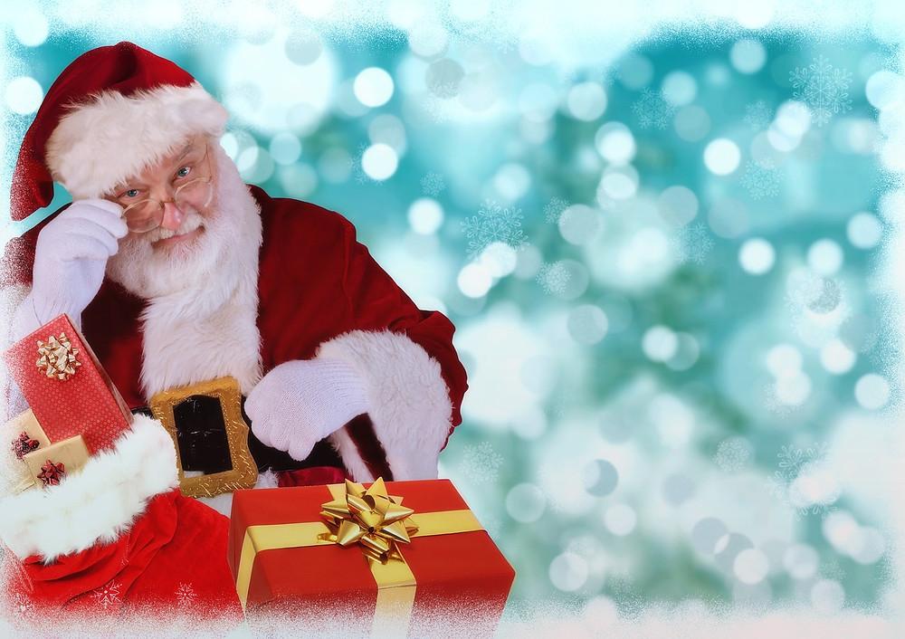 papá noel, santa claus, navidad, deseo, regalos, sé el jefe, hectorrc.com