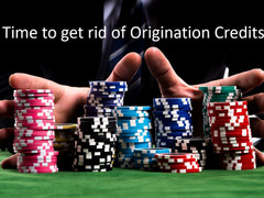 Origination Credits limit your growth