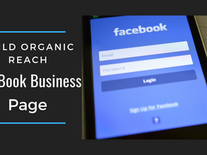 Build Organic Reach on Your Facebook Business Page