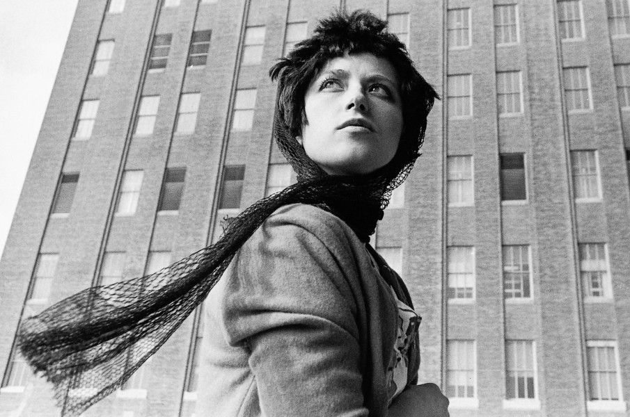 Cindy Sherman, « Untitled Still Film #58 », 1980, image via Kunstmuseum-Wolfsburg