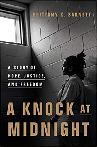 Cover image of Brittany K. Barnett's A Knock at Midnight