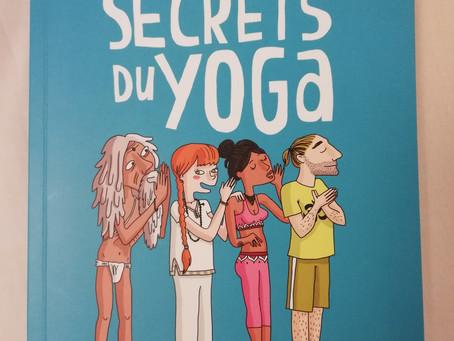 1. Les secrets du yoga.
