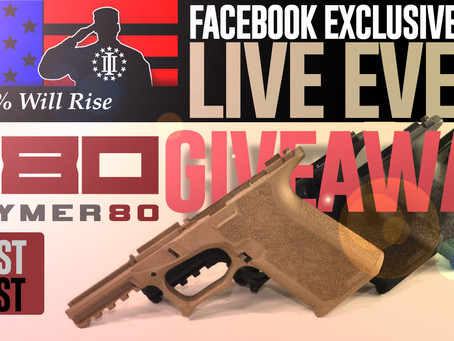 MGB Live Stream Giveaway May 2020