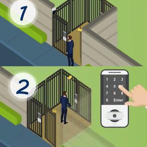 Como funciona a portaria virtual ou remota em condomínios