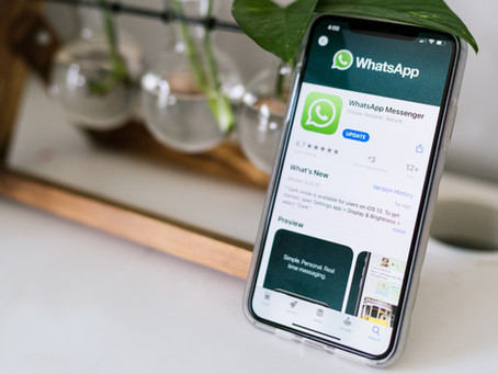 WhatsApp Business, uma inovação disruptiva em vendas