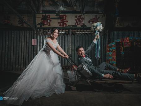 Kitty and Kan Pre Wedding