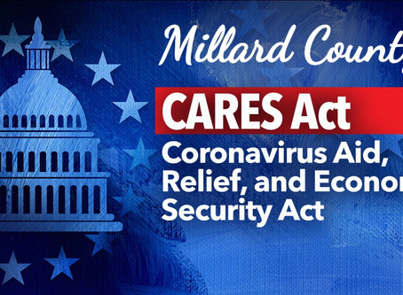 CARES Act Grants Available