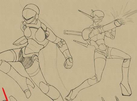 Sketch Sessions - BGC Knight Sabers Update 01262020