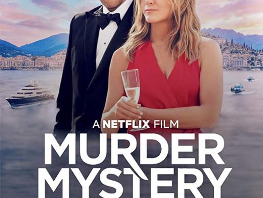 Murder Mystery Netflix film review